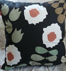 Pier I decorative pillows